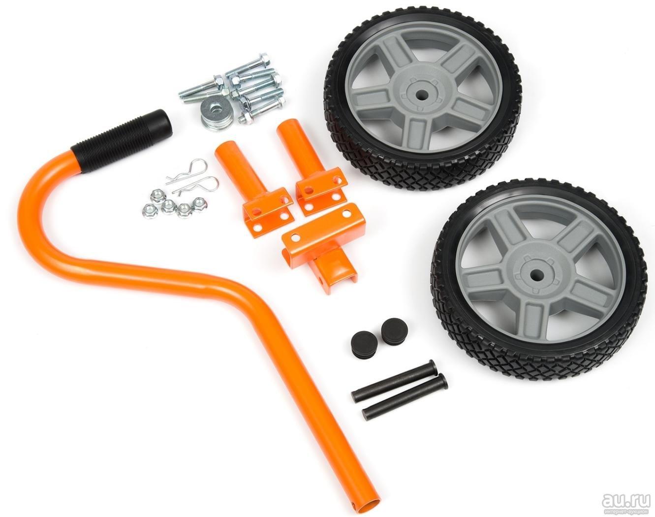 Комплект колес для генераторов ECT 7000 в Себеже